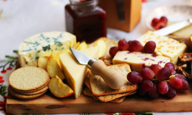 Dairy Australia's top ten cheese tips for the holiday season